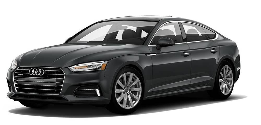 2018 Audi A5 Sportback Grey