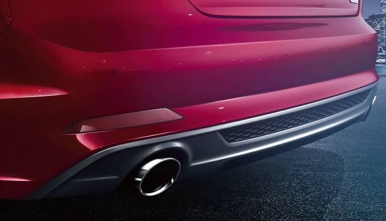 2018 Audi A5 Sportback Exhaust