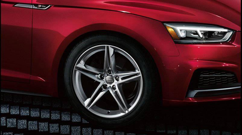 2018 Audi A5 Sportback Wheel