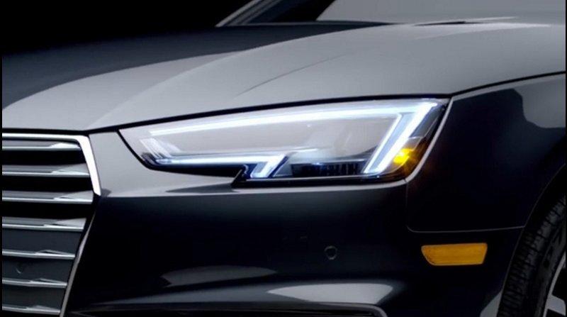 2018 Audi A4 Headlight