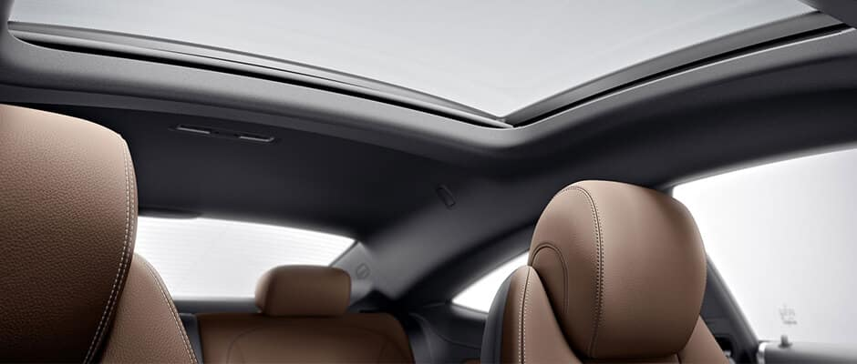 2018 Mercedes-Benz C-Class Coupe Interior