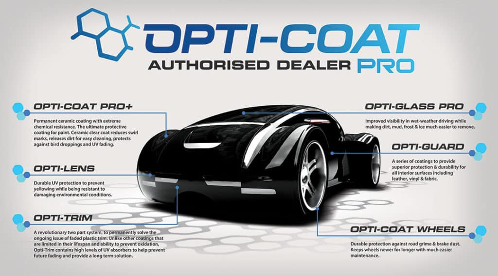 Opti Coat Pro >> Opti Coat Optimum Pro Coatings Ultimate Protection For All