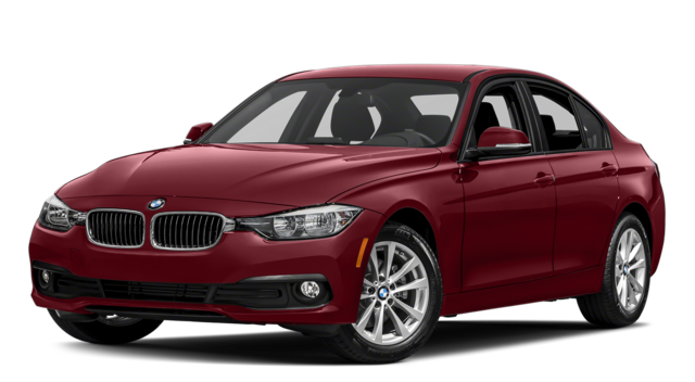 2018 BMW 320i Red