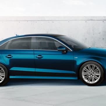 2018 Audi A3 Parked