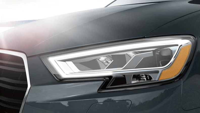 2018 Audi A3 Headlight