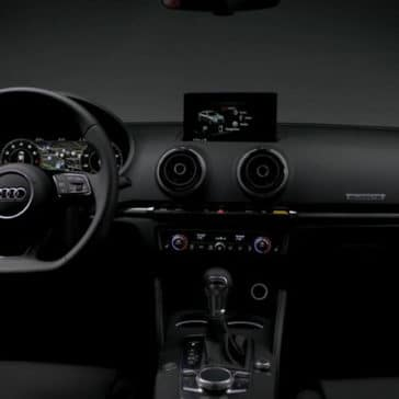 2018 Audi A3 Dash