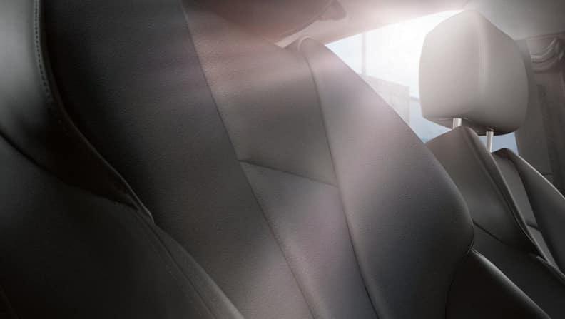 2018 Audi A3 Seats