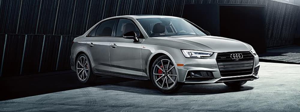 2018 Audi A4 Parked