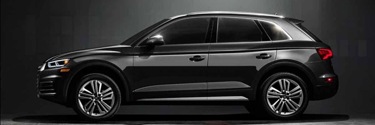 2018 Audi Q5 Black