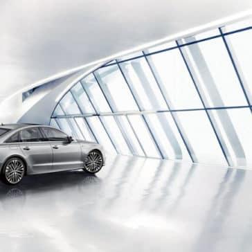 2018 Audi A6 Rear