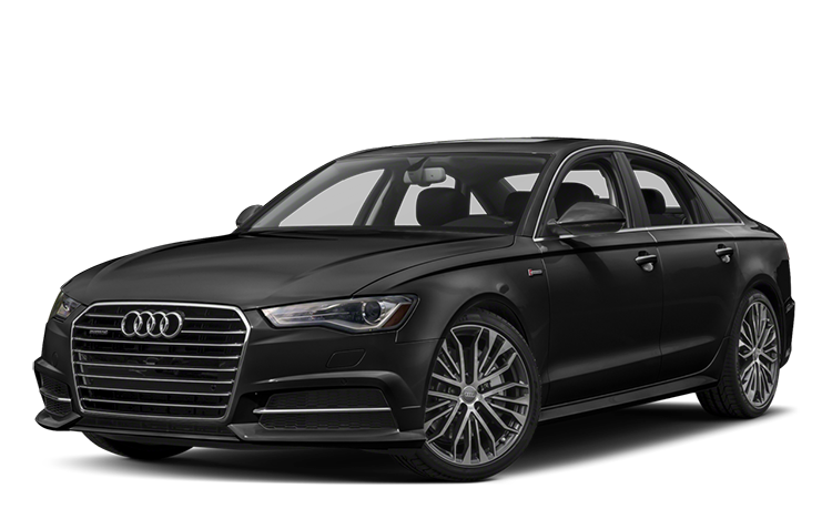 2018 Audi A6 Black