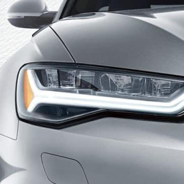 2018 Audi A6 Headlight