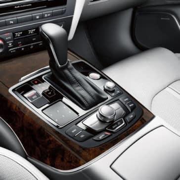 2018 Audi A6 Shifter