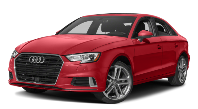 2018 Audi A3 Red