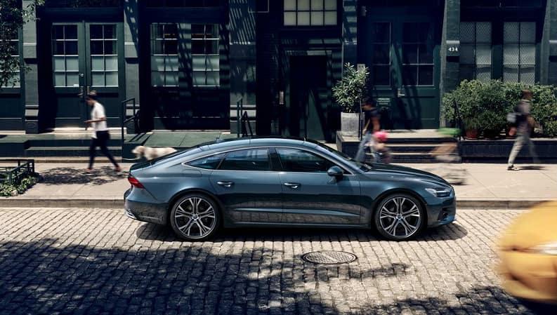 2019 Audi A7 Side