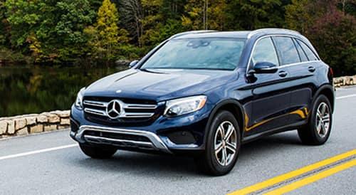 Mercedes Benz Vehicle