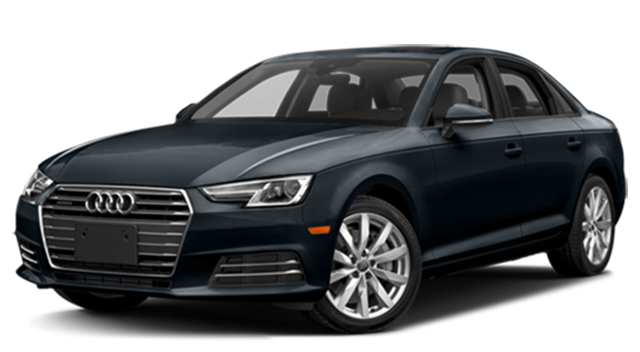 2018 Audi A4 Dark Color
