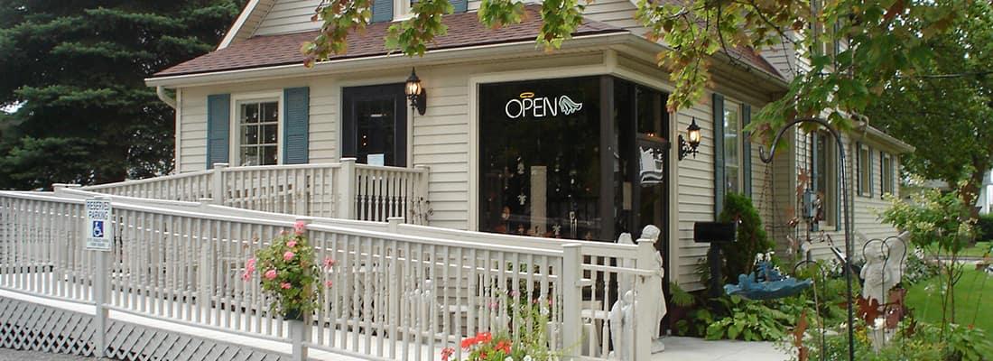 Gift shop Storefront