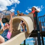 Kids At Park