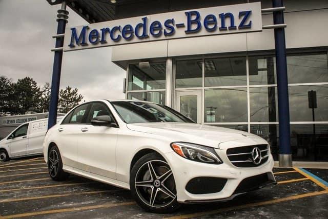 2018 Mercedes-Benz C 300 4MATIC®