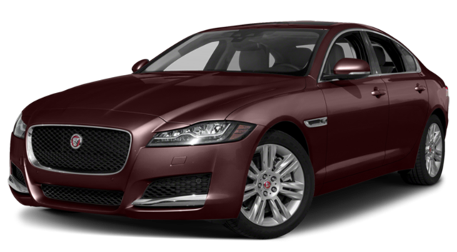 2018 Jaguar XF Red