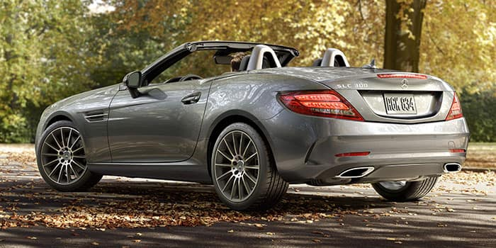 2019 Mercedes-Benz SLC 300 Lease