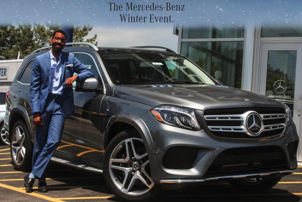 2019 Mercedes-Benz GLS 450 4MATIC® Lease