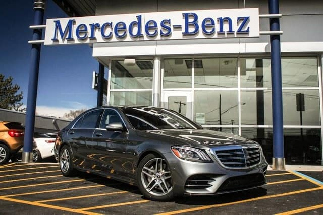 2018 Mercedes-Benz S 560 4MATIC® Lease