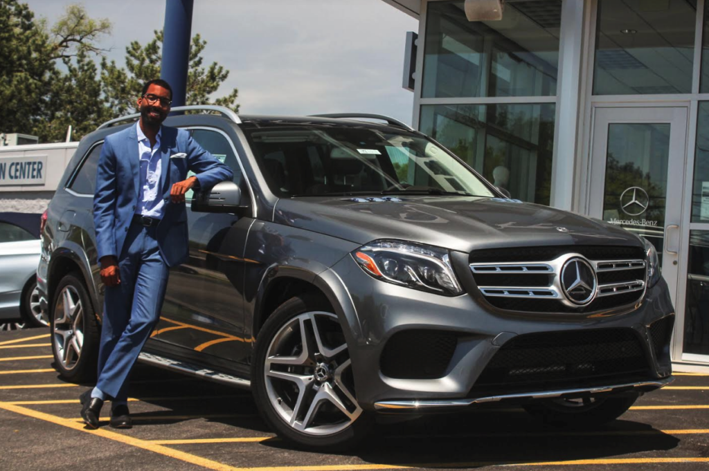 2019 Mercedes-Benz GLS 450 4MATIC® Lease