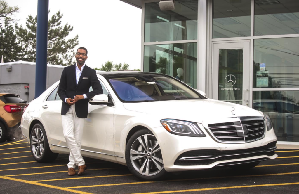 2019 Mercedes-Benz S 560 4MATIC® Lease
