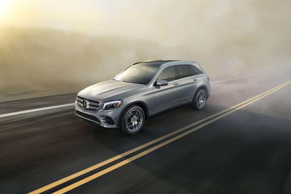 2018 MB GLC Driving
