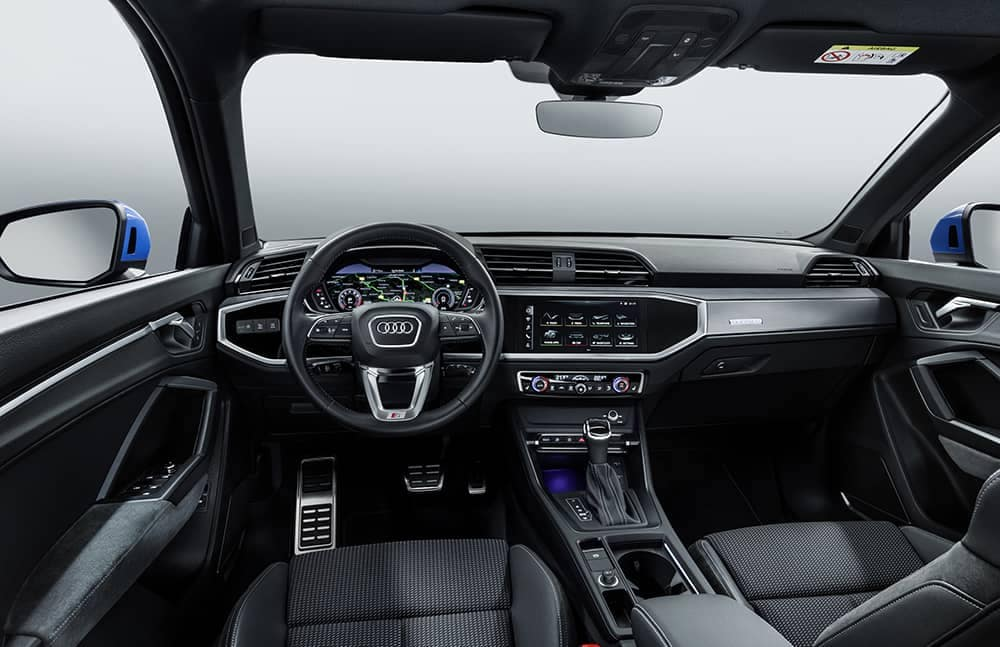 2018 Audi Q3 Dash