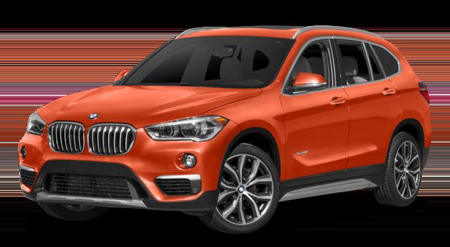 2018 BMW X1 Orange