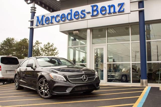 2019 Mercedes-Benz CLS 450 4MATIC® Lease