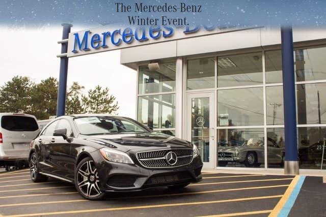 2019 Mercedes-Benz CLS 450 4MATIC® Lease