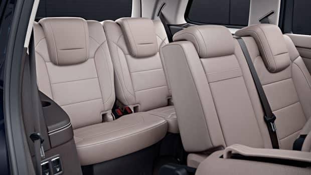 2018 MB GLS 60:40 Seats