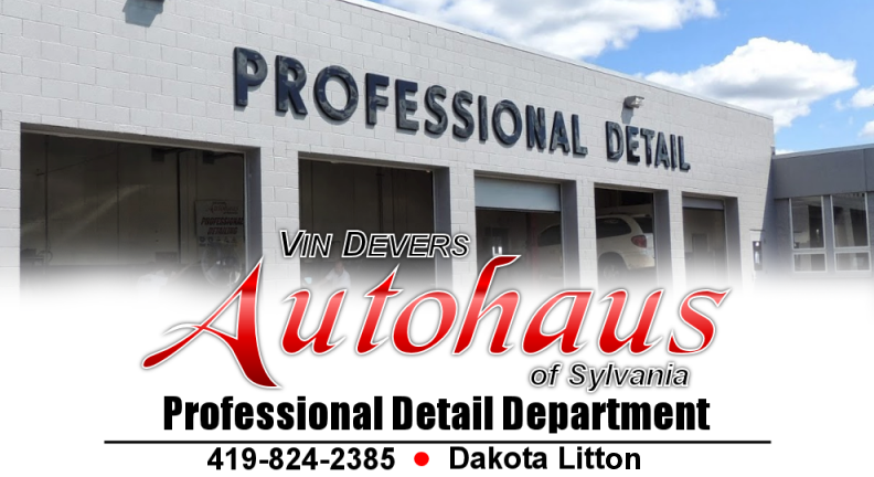 Auto Reconditioning Detailing In Sylvania Oh Vin Devers Autohaus