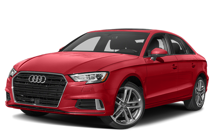 2019 Audi A3 Red