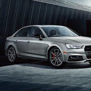 2019 Audi A4 Parked
