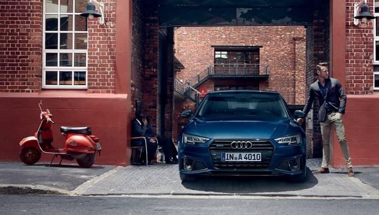2019 Audi A4 Grill