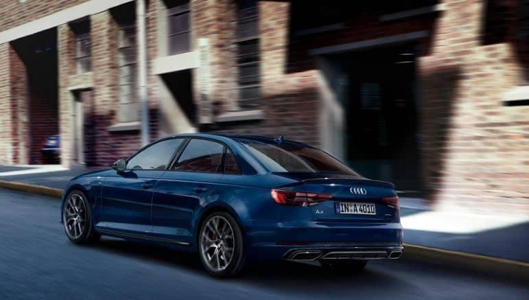2019 Audi A4 Rear
