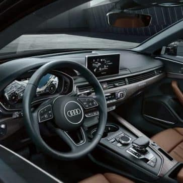 2019 Audi A4 Interior