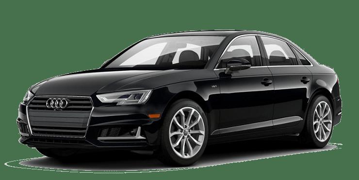 2019 Audi A4 MLP Black