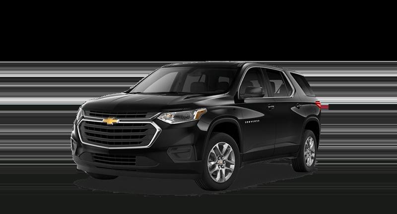 2019 Chevrolet Traverse Hero Image