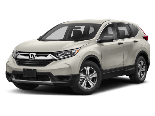 2019 Honda CR-V LX 2WD comparison