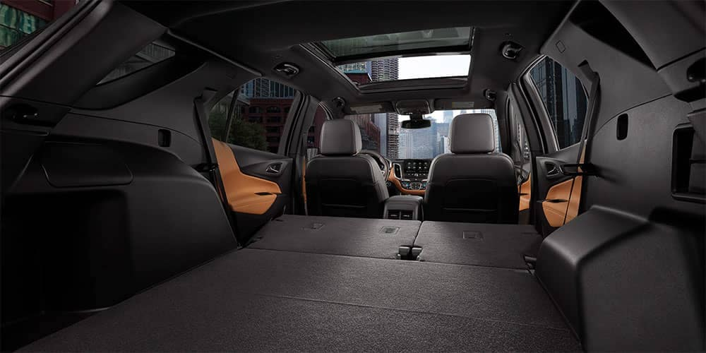 2020 Chevrolet Equinox Interior gets great reviews