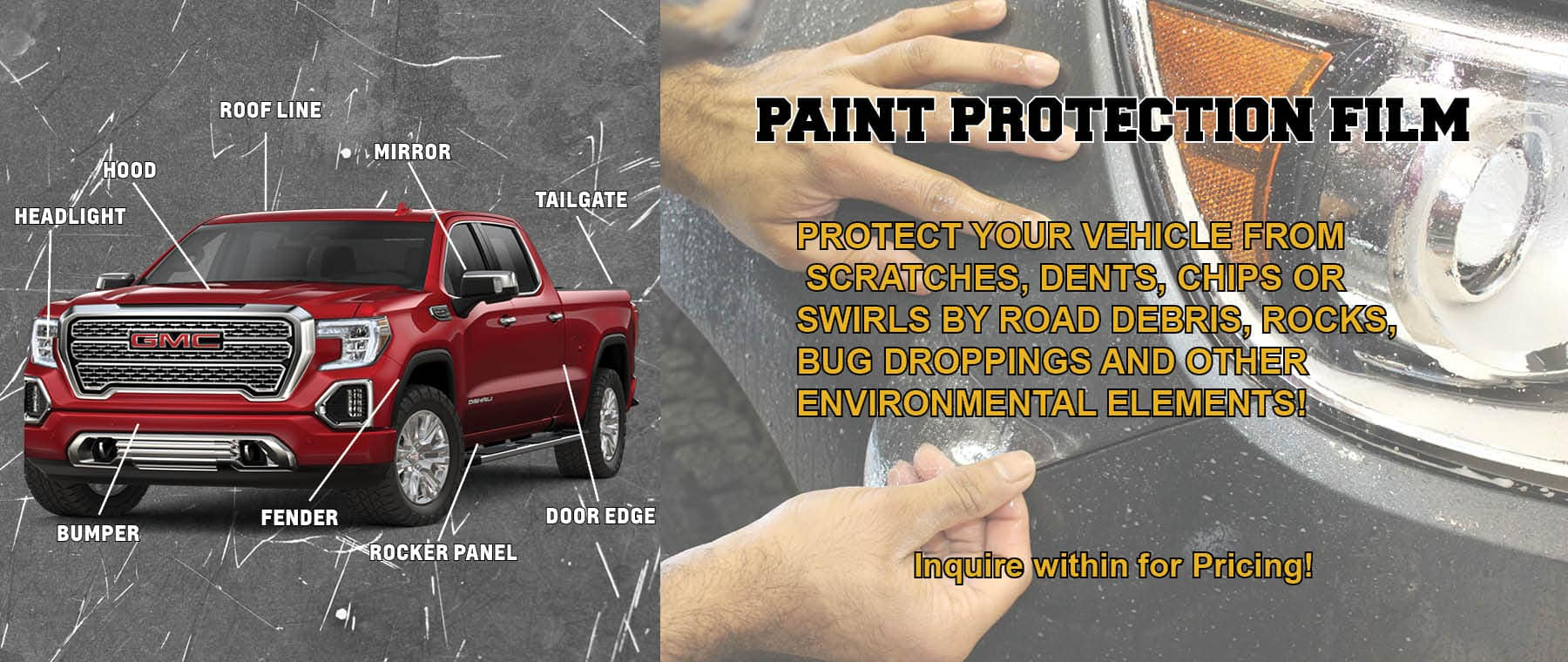Paint Protection Slide 2020
