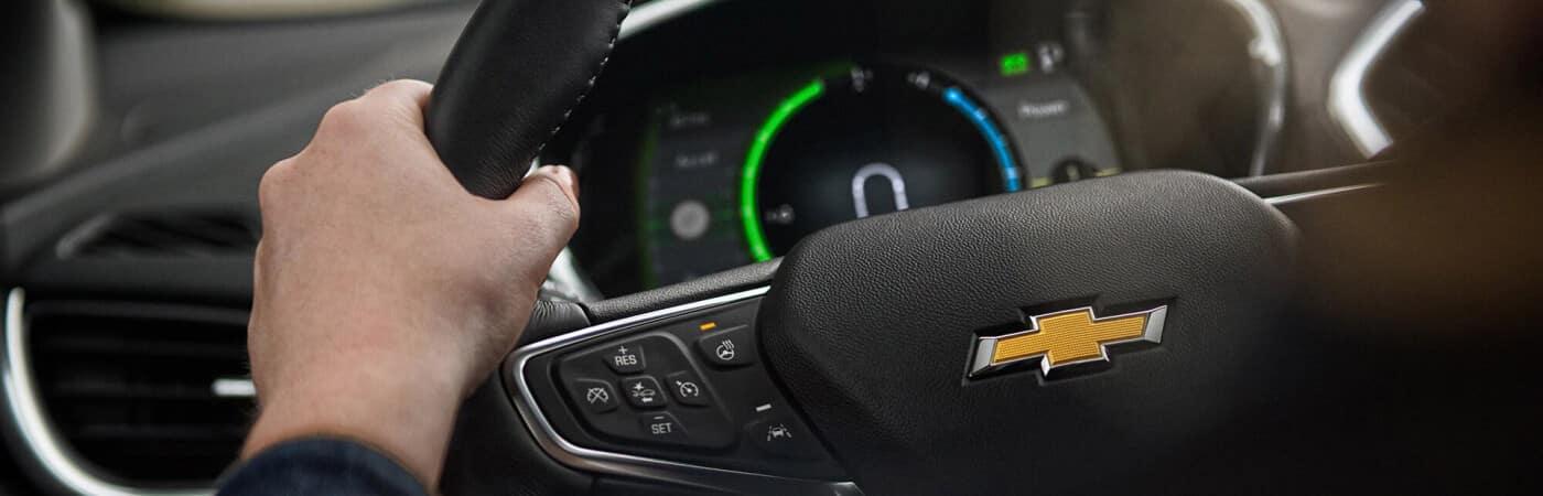 2019 Chevy Volt steering wheel