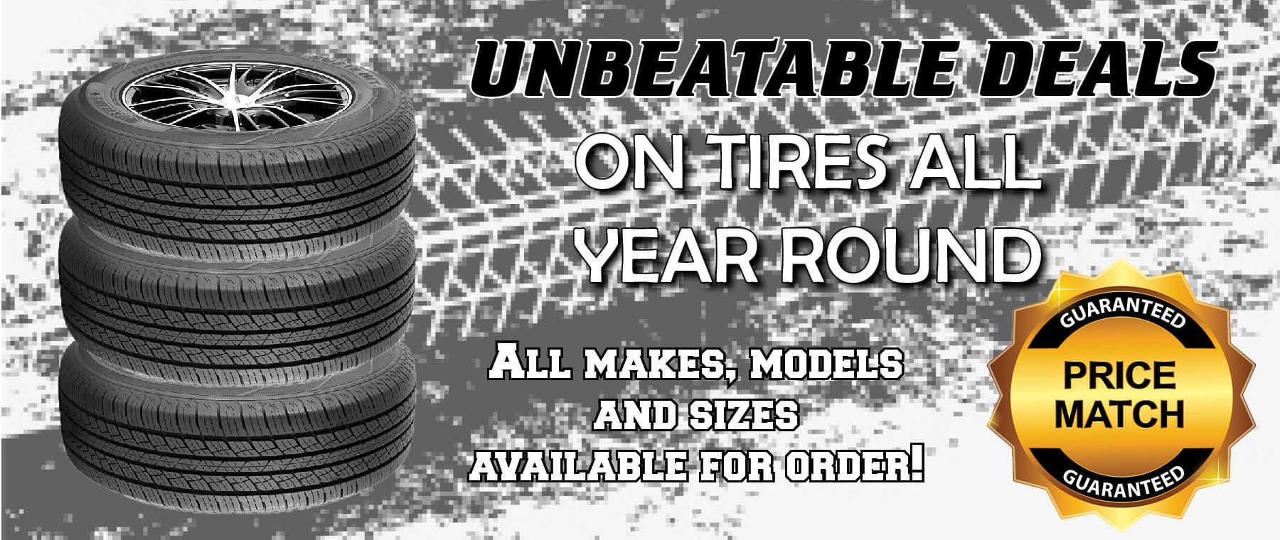 Tire Deal Web banner