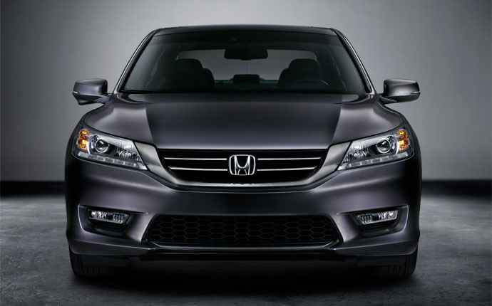 2015 Honda Accord Coupe Black Lx